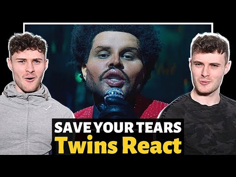 The Weeknd - Save Your Tears (Official Music Video) REACTION/REVIEW