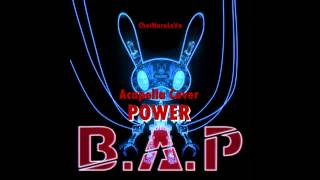 [ACAPELLA Ver. COVER] B.A.P (비에이피) - POWER