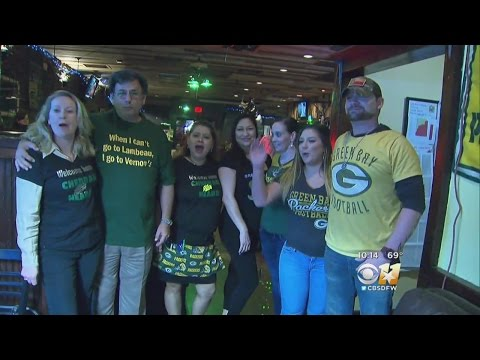 Thumbnail: Packers Fans Invade North Texas