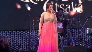 Shreya Ghoshal Live araluthiru jeevada geleya