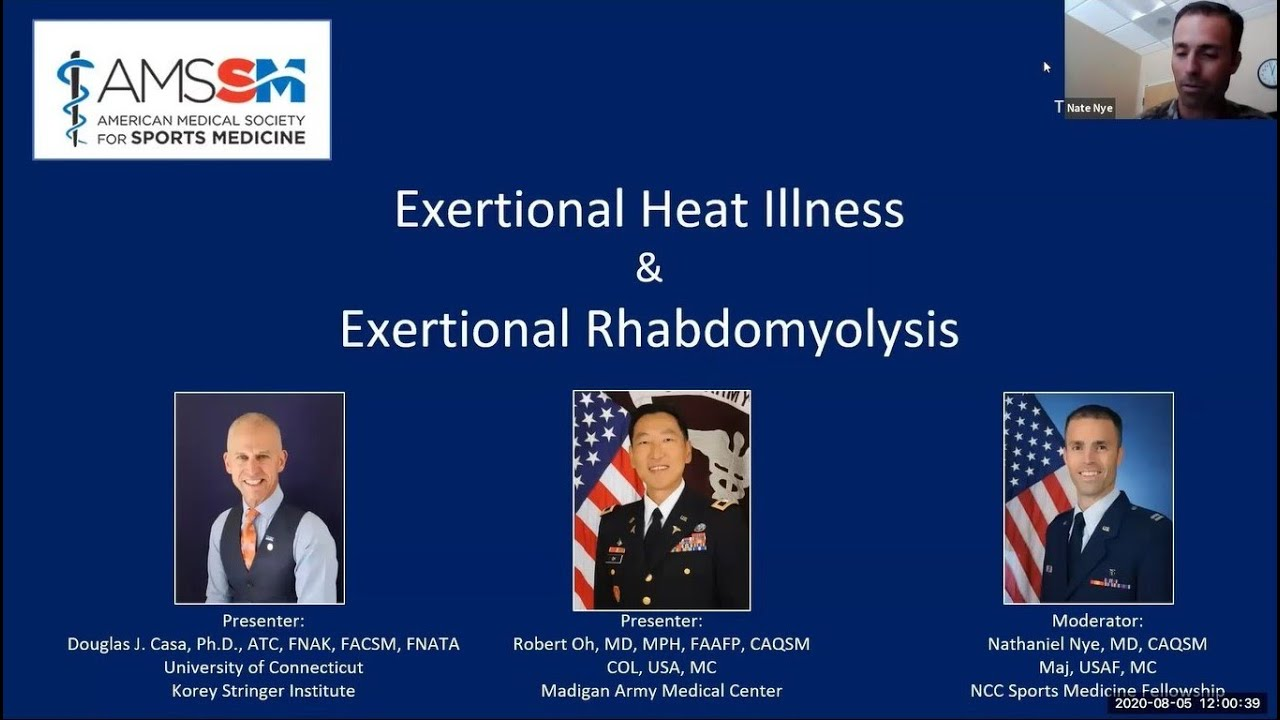 Download Heat Illness and Rhabdomyolysis | National Fellow Online Lecture Series