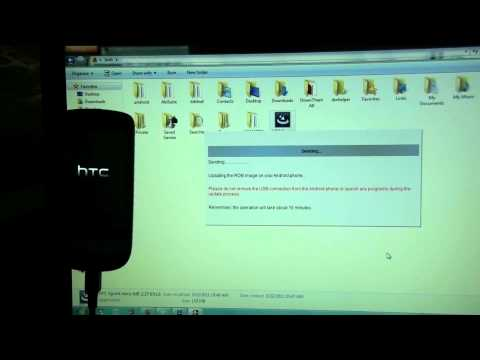 HTC Hero - How To Flash Stock