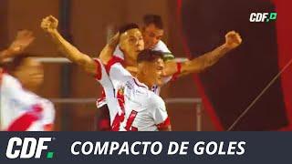 Curicó Unido 4 - 2 Huachipato | Campeonato AFP PlanVital 2019 | Fecha 10 | CDF