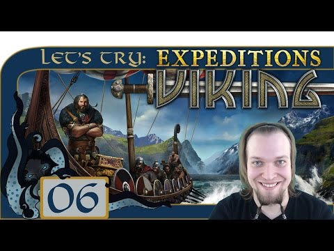 Gunnarr the Peaceful - Let's Try Expeditions: Viking #06 - Expeditions: Viking Gameplay (Preview)