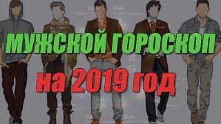 Мужской гороскоп на 2019 год