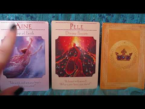 Weekly Oracle Card Reading for March 12 - 18