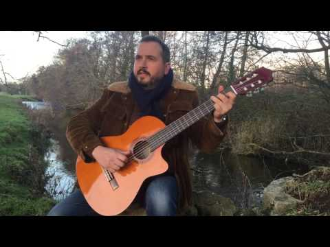 Paul Simon Kathy's Song by Gary Edward Jones (cover)