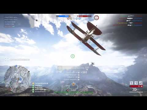 Battlefield 1 - Attack plane and fighter tips thumbnail