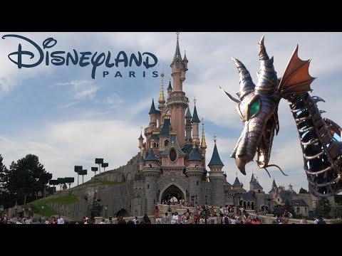Disneyland Paris Tour & Review With The Legend