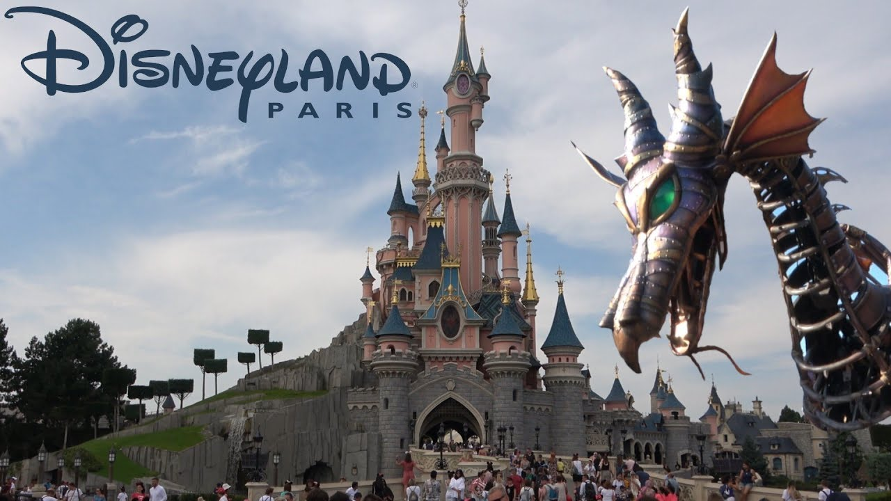 Disneyland Paris Tour Review With The Legend Youtube