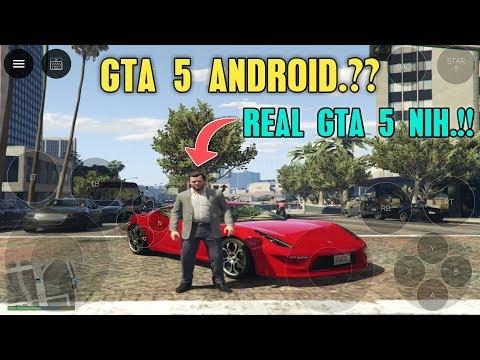 Terbaru GTA V Android by Mike Gaming Hanya 270MB yg jelas game ini 100% Offline Tanpa Emulator Langs.