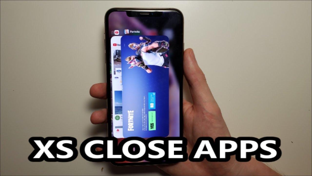 NEUE IPHONE XS APPS