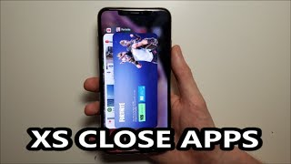 iPhone Xs Max vs Note 9 Katana Scratch Test! - Vloggest