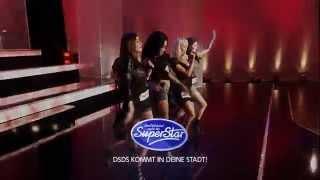 Deutschland sucht den Superstar - Die größte DSDS-Casting-Tour der TV-Geschichte