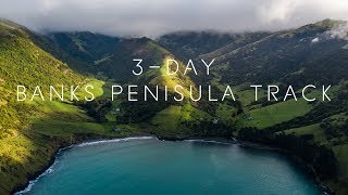 3-day Hike on the Banks Peninsula Track
