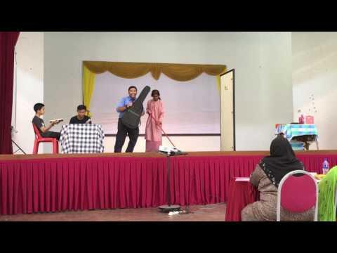 High School Muar English Drama Competition 2017 Champion of District Level