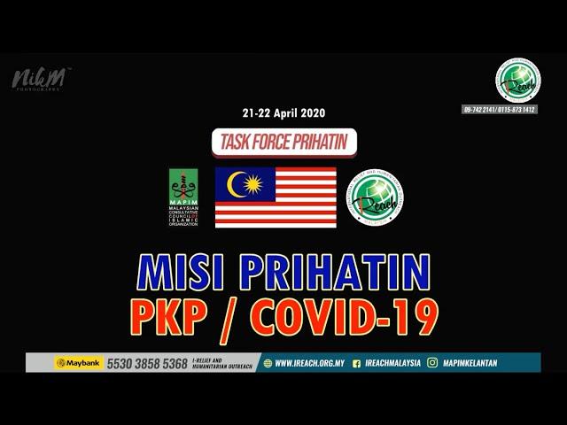Edaran Foodpack Covid-19 iReachMAPIM 2020 (21-22 April)