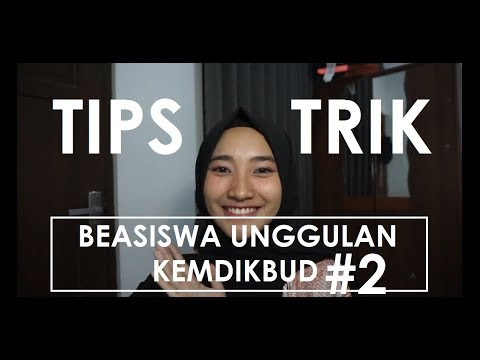 TIPS LOLOS BEASISWA UNGGULAN KEMDIKBUD #2