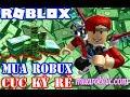 Roblox | Cách Mua Robux Giá Cực Rẻ | Vamy Trần | Muarobux.com