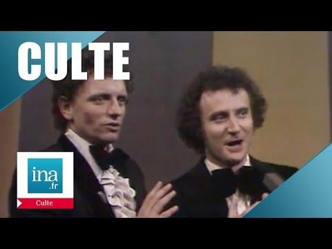 Culte: Taratata - Jacques Martin et Daniel Prévost 'Chanson populaire' façon opéra   Archive INA
