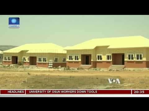 Housing Nigeria's Low Income Earners |Africa54|