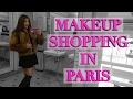 Paris Luxury Makeup Shopping - Chanel, Dior, Guerlain, Laduree, Sephora, Dolce Gabbana