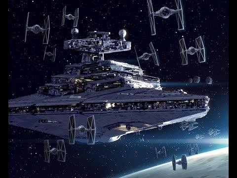 Star Wars - Imperial Starfleet Deployed Soundtrack [New Version]