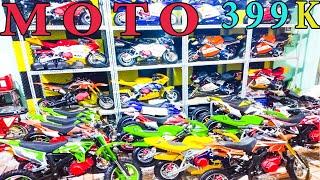 Moto mini shop ban xe moto 50cc hai thì xe cào cào mini giá rẻ TPHCM