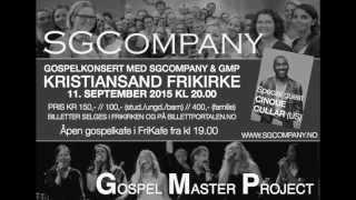 SGCompany & GMP Kristiansand Frikirke 11. september 2015