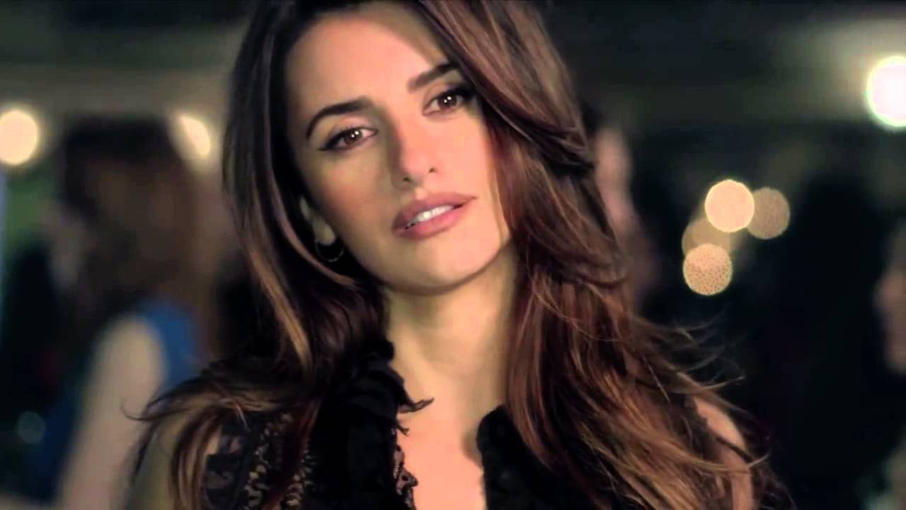 What Did You Expect Penélope Cruz Schweppes 2014 Director's Cut