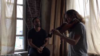 Ramin Karimloo and Tania Elizabeth - I Wish The Wars Were All Over