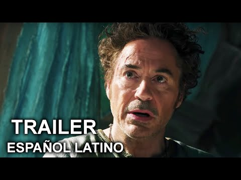 DOLITTLE – Trailer ESPAÑOL LATINO 2020