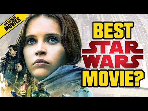 ROGUE ONE: A STAR WARS STORY Review (Spoiler Free)