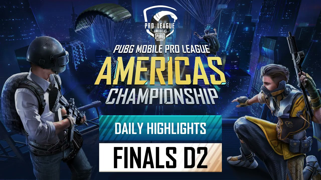 PUBG MOBILE Pro League Americas Final Championship - Day 2 Highlights