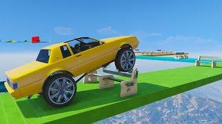 COCHE INCREIBLE!! WTF?! - CARRERA GTA V ONLINE - GTA 5 ONLINE