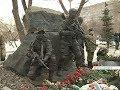 Виктор Золотов и Александр Усс открыли в Красноярске памятник спецназовцам