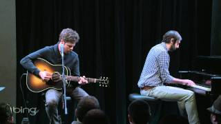 Josh Ritter - Monster Ballads (Bing Lounge)
