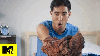 Fantastic Four (2015) | Zach King's Fantastic Delivery Kit | MTV