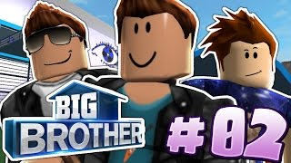 HE CHEATED THE SYSTEM! | Roblox Big Brother Season 1 Episode 2