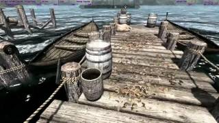 Skyrim Master Chef% speedrun 4:55 world record thumbnail