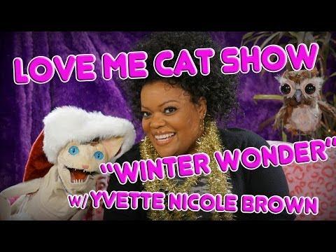 The Love Me Cat   Winter Wonder with Yvette Nicole Brown