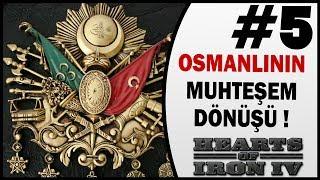 Osmanlının Muhteşem Dönüşü - 5.Bölüm - Hearts of Iron 4 Türkçe İzle