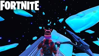 LOW GRAVITY PARKOUR IN SPACE *FORTNITE CREATIVE* (CODES IN DESCRIPTION)