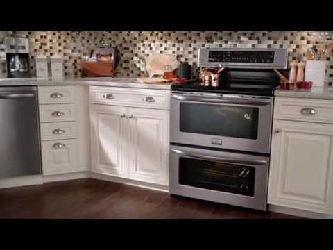frigidaire gallery electric double oven range fgef302tnf available at appliance world