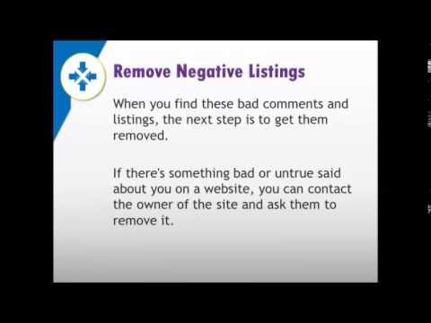 Kalem Aquil Marketing   3 Ways To Manage Your Online Reputation