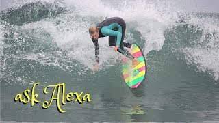Video Ask Alexa: Bryce has a few questions for Alexa about surfing, skating & physics. download MP3, 3GP, MP4, WEBM, AVI, FLV September 2018