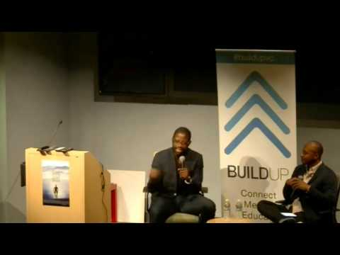 BUILDUP.vc Fireside Chat with Chinedu Echeruo at Google - May 13th
