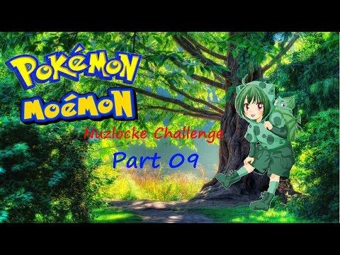 Let´s Hack Pokémon Moemon Smaragd (Nuzlocke Challenge) - Angst Gegner besiegt - Part 09