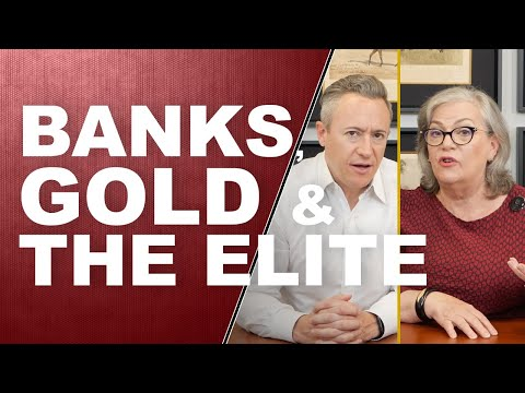 BANKS, GOLD & THE ELITE…Q&A with LYNETTE ZANG & ERIC GRIFFIN
