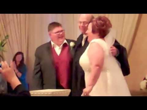 April DeBoer and Jayne Rowse Wedding 8-22-2015